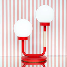 Load image into Gallery viewer, Little Darling Table Lamp | Strawberry Red