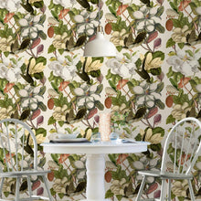 Load image into Gallery viewer, Magnolia Taupe Wallpaper