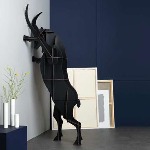 Fausto Wall Storage | Black