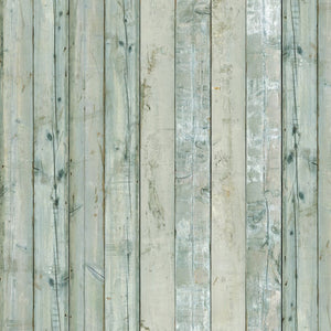 Grey Scrapwood Wallpaper
