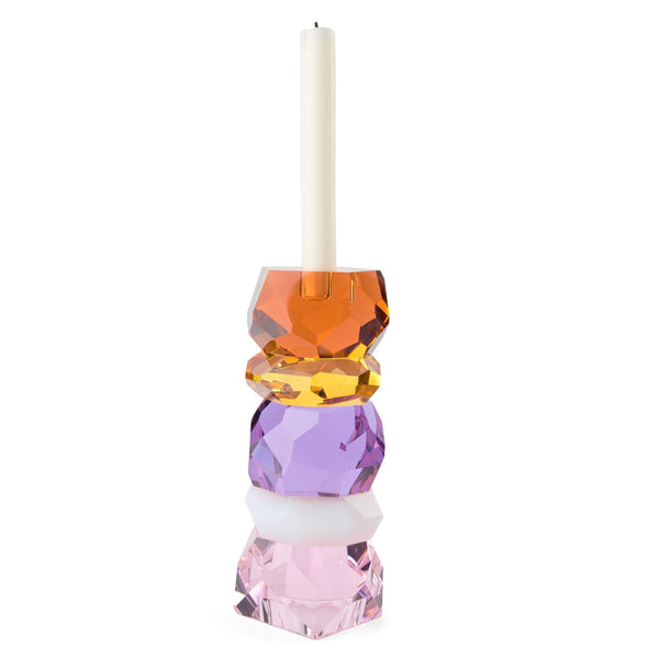 Raw Candle Stick | Pink