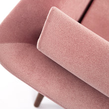 Load image into Gallery viewer, Supernova Velvet Chair | Pink Rose