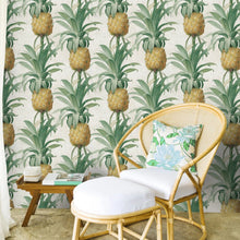 Load image into Gallery viewer, Ananas Wallpaper Pineapple