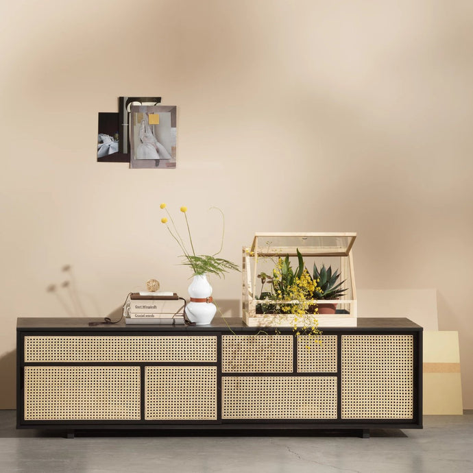 Air Low Sideboard Black