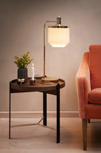 Load image into Gallery viewer, Fringe Table Lamp Warm White