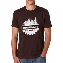 Load image into Gallery viewer, Timberyard Logo Shirt - Brown