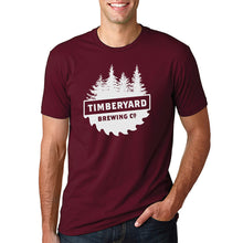 Load image into Gallery viewer, Timberyard Logo Shirt - Maroon
