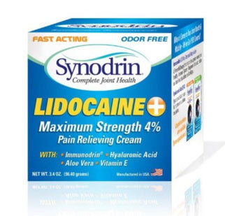 Lidocaine Max Box
