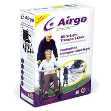 Load image into Gallery viewer, Airgo Ultralight Transport Chair