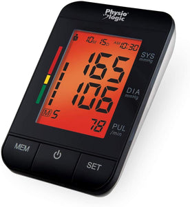 Physiologic SensA Blood Pressure Monitor