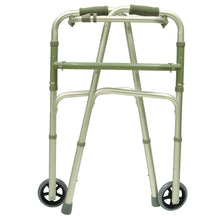Load image into Gallery viewer, Bios Living Folding Walker with Wheels