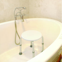Load image into Gallery viewer, Adjustable Bath / Shower Stool