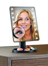 Load image into Gallery viewer, Light-Up Make-Up Vanity Mirror