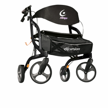 Load image into Gallery viewer, Airgo eXcursion XWD Lightweight Side-fold Rollator