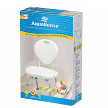Load image into Gallery viewer, Drive Medical AquaSense Ergonomic Adjustable Bath Seat with Backrest
