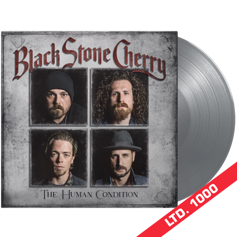 Black Stone Cherry - The Human Condition (Silver Grey Vinyl)