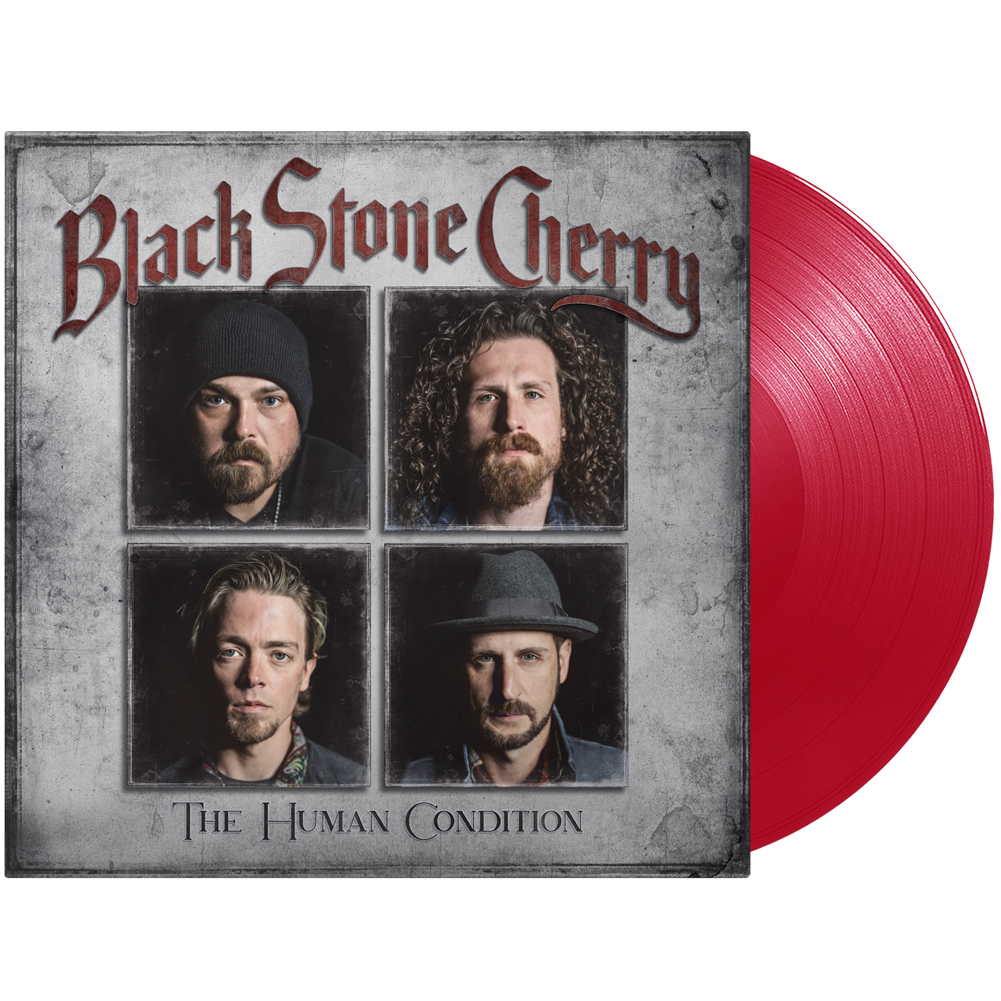 Black Stone Cherry - The Human Condition (Red Vinyl)
