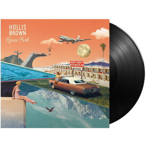 Hollis Brown - Ozone Park (Vinyl)