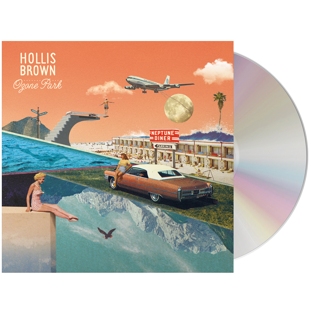 Hollis Brown - Ozone Park (CD)