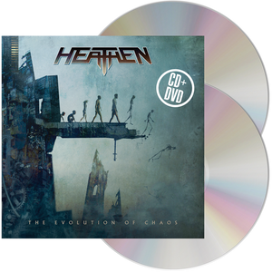 Heathen - The Evolution Of Chaos (CD + DVD)