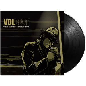 Volbeat - Guitar Gangsters & Cadillac Blood (Vinyl)