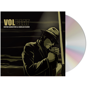 Volbeat - Guitar Gangsters & Cadillac Blood (CD)