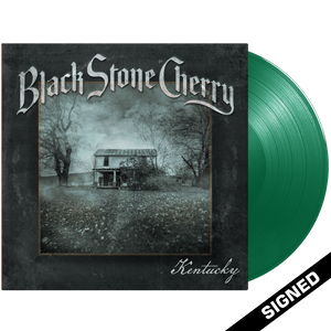 Black Stone Cherry - Kentucky (Limited Edition Green Vinyl + Slip Mat) - Signed