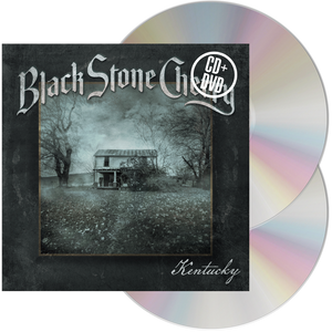 Black Stone Cherry - Kentucky (CD + DVD)