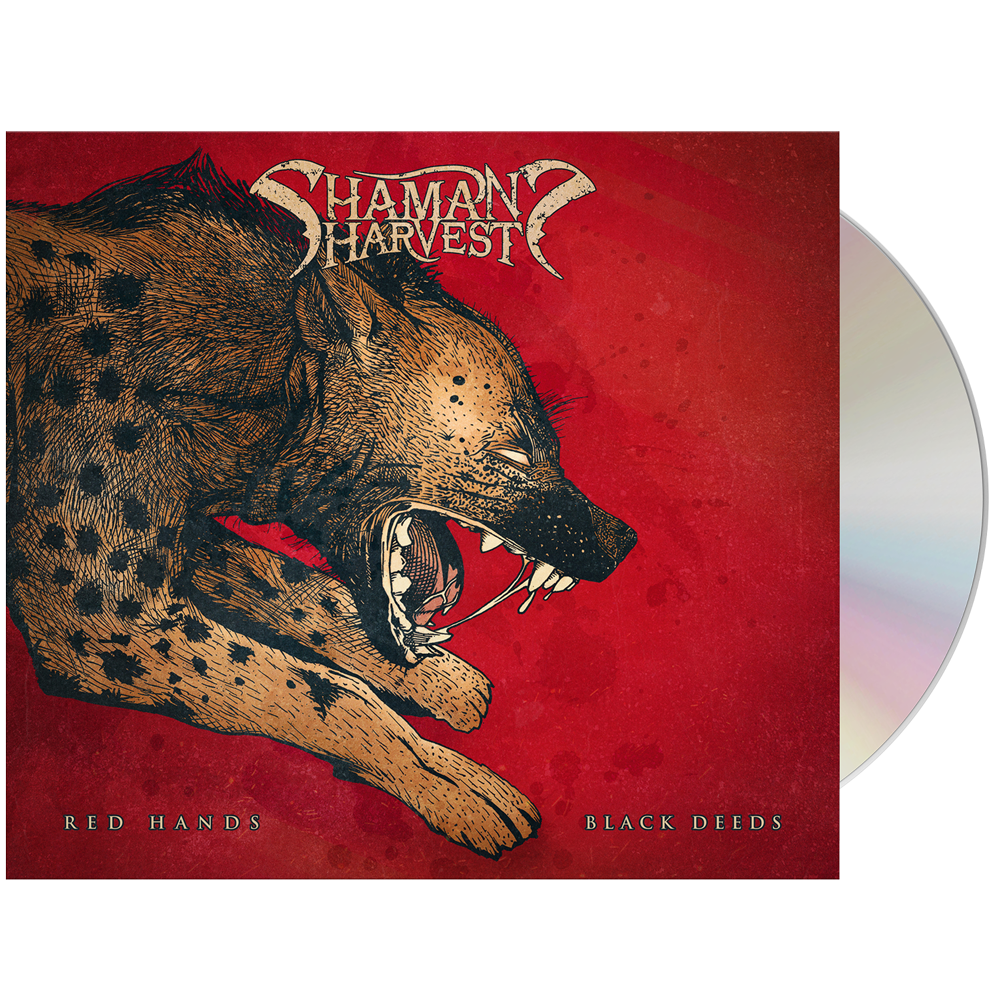 Shaman's Harvest - Red Hands Black Deeds (CD)
