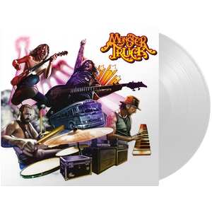 Monster Truck - True Rocker (White Vinyl)