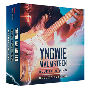 Yngwie Malmsteen - Blue Lightning (Deluxe CD)
