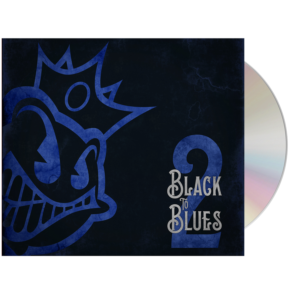Black Stone Cherry - Black To Blues Volume 2 (CD)