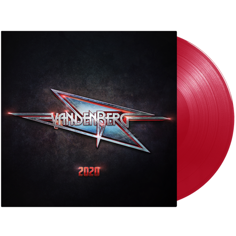 Vandenberg - 2020 (Red Transparent Vinyl)