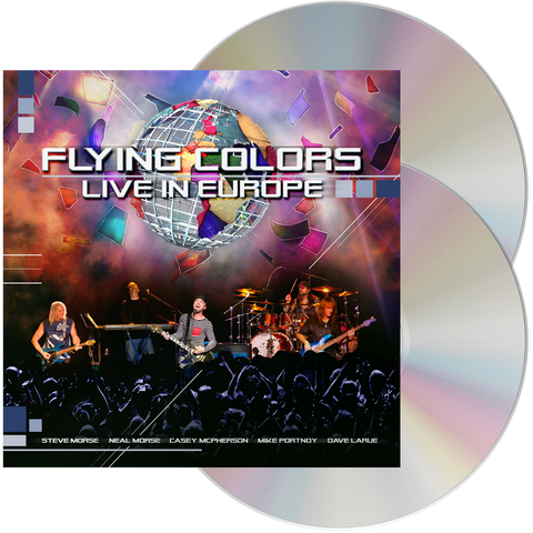 Flying Colors - Live In Europe (2CD)