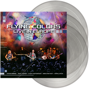 Flying Colors - Live In Europe (Triple Clear Vinyl)