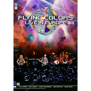 Flying Colors - Live In Europe (DVD)