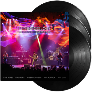 Flying Colors - Second Flight: Live At The Z7 (Triple Vinyl)