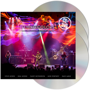 Flying Colors - Second Flight: Live At The Z7 (CD + DVD)