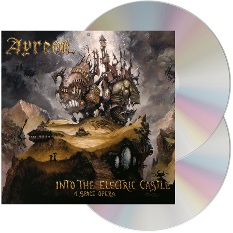 Ayreon - Into The Electric Castle (CD)