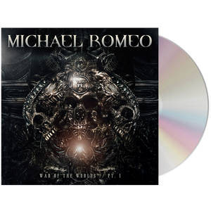Michael Romeo - War Of The Worlds / Pt.1 (CD)