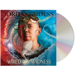 Jordan Rudess - Wired For Madness (CD)