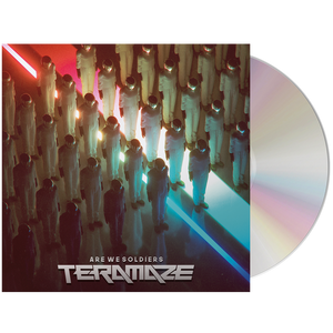 Teramaze - Are We Soldiers (CD)