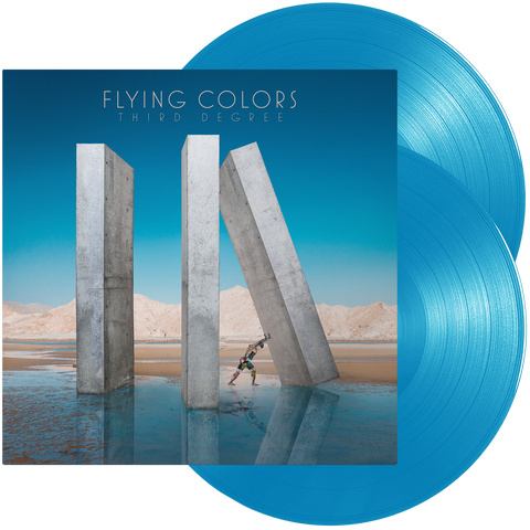 Flying Colors - Third Degree (Double Blue Vinyl)