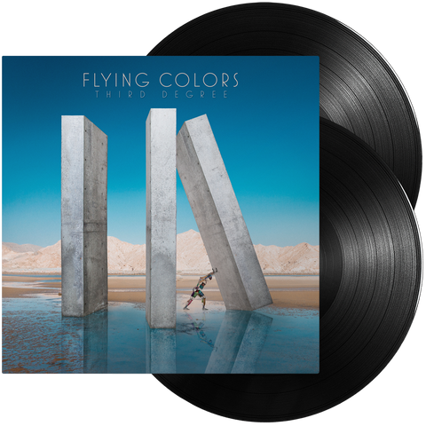 Flying Colors - Third Degree (Double Black Vinyl)