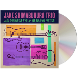 Jake Shimabukuro - Trio (CD)