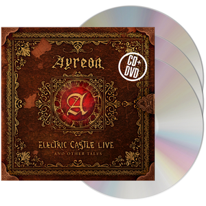 Ayreon - Electric Castle Live And Other Tales (CD/DVD + Poster)