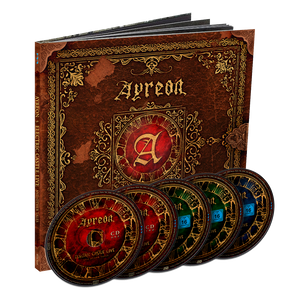 Ayreon - Electric Castle Live And Other Tales (Earbook 2CD + 2DVD + Blu-ray + Poster)