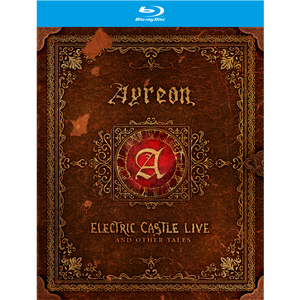 Ayreon - Electric Castle Live And Other Tales (Blu-ray + Poster)