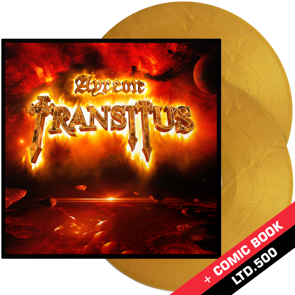 Ayreon - Transitus (Double Gold Vinyl)