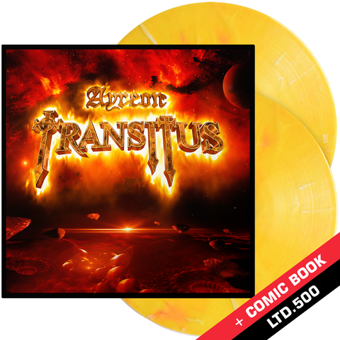 Ayreon - Transitus (Double Yellow Marble Vinyl)
